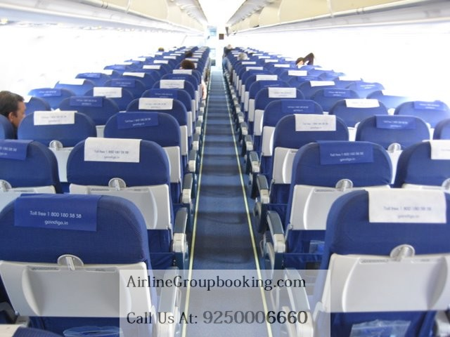 Airline Group Booking