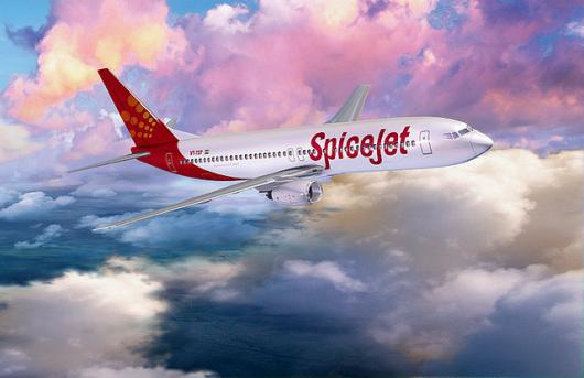 spicejet airline group ticket