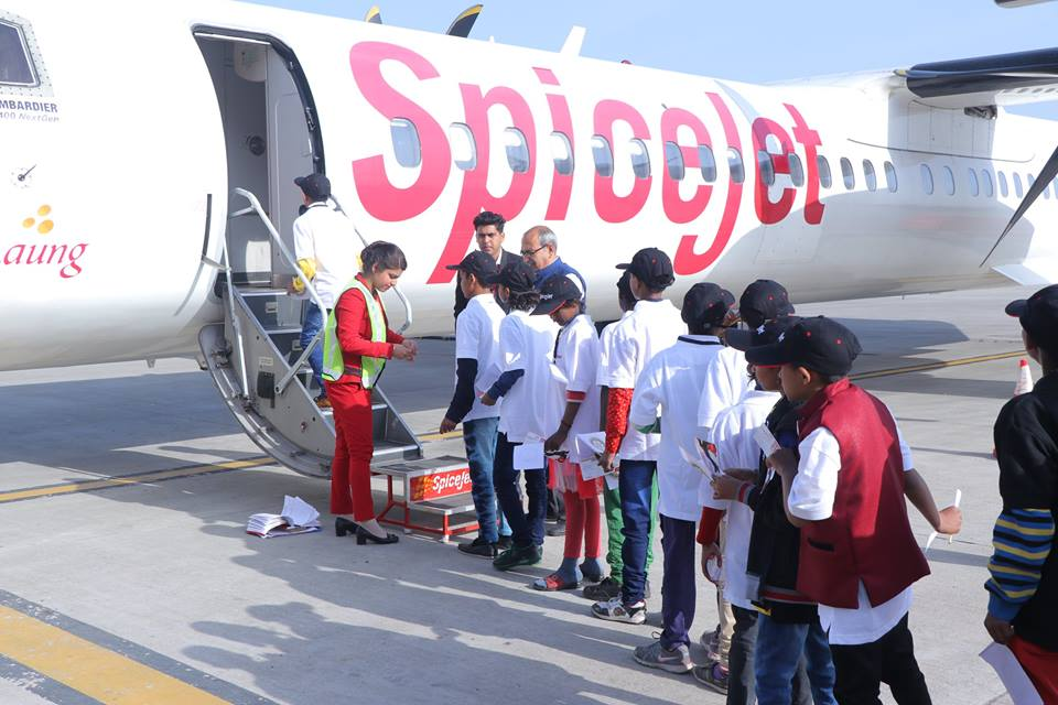 SpiceJet Group Booking Terms