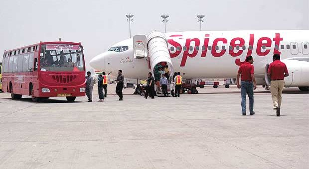 Spicejet Delhi to Coimbatore Group Booking