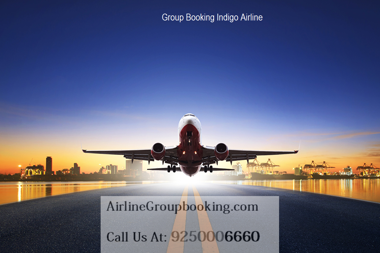 Indigo Group Booking